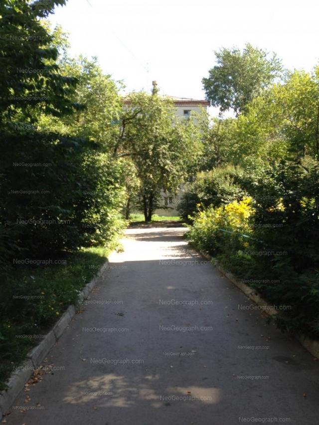 Адрес(а) на фотографии: Агрономическая улица, 59, Екатеринбург