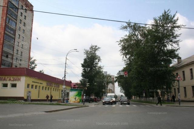 Address(es) on photo: Pekhotintsev street, 3, 6, Yekaterinburg