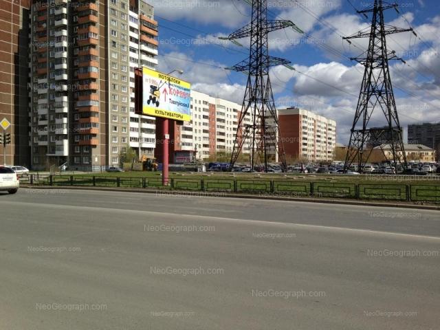 Адрес(а) на фотографии: улица Бебеля, 117, 119, 121, Екатеринбург