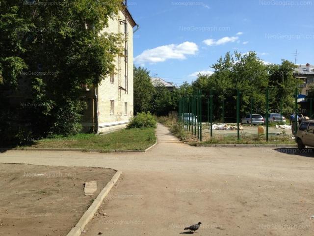 Адрес(а) на фотографии: Сухумский переулок, 2, 4, Екатеринбург