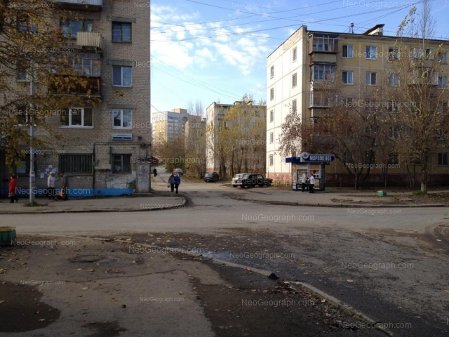 Адрес(а) на фотографии: улица Зои Космодемьянской, 42а, Екатеринбург