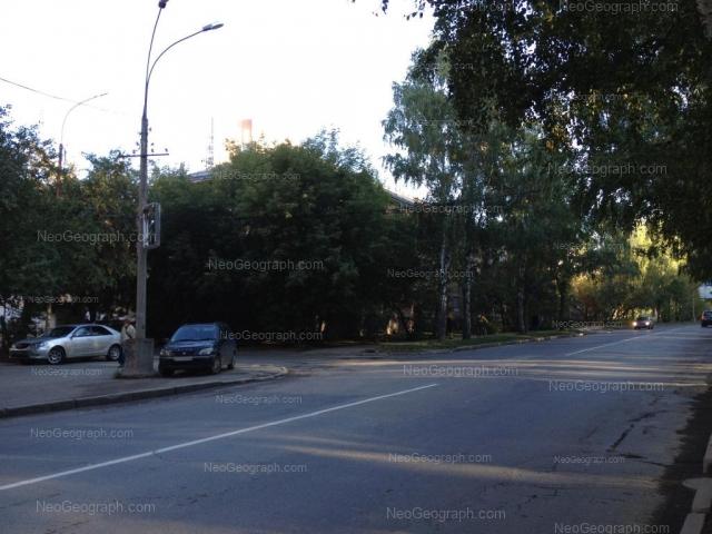 Адрес(а) на фотографии: улица Блюхера, 13, Екатеринбург