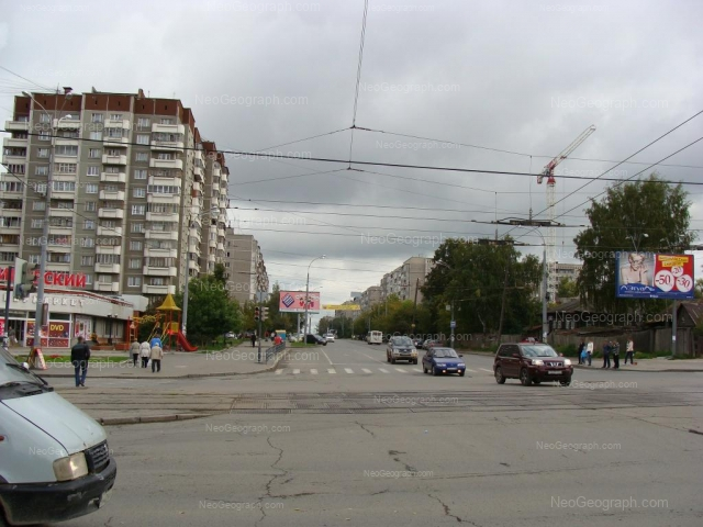 Адрес(а) на фотографии: Советская улица, 39, 52, Екатеринбург