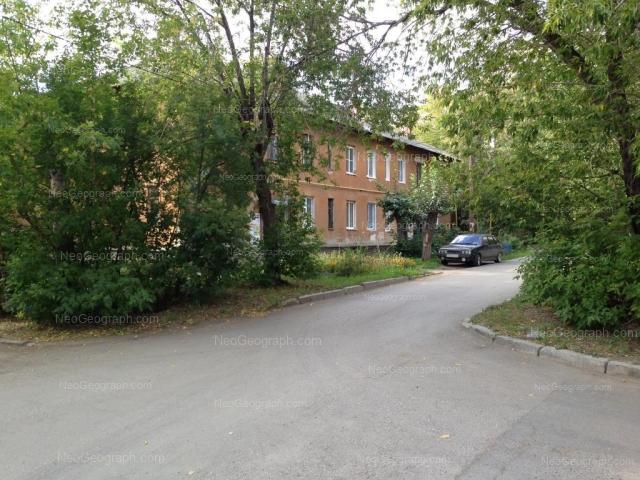Адрес(а) на фотографии: Таллинский переулок, 7, Екатеринбург