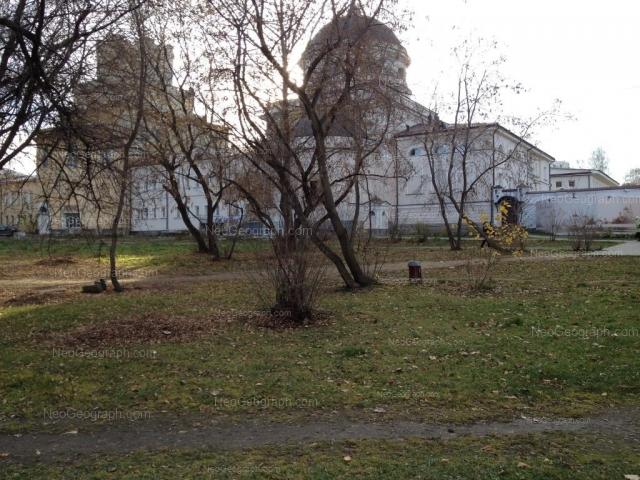 Адрес(а) на фотографии: улица Зелёная Роща, 1а, 1б, Екатеринбург