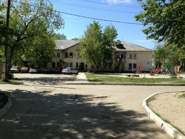 Адрес(а) на фотографии: Черниговский переулок, 17, Екатеринбург