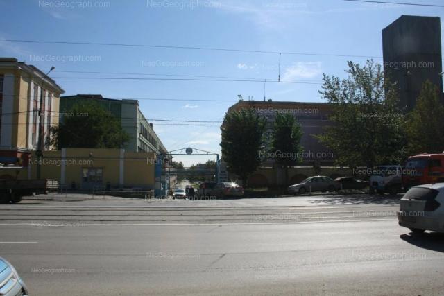 Address(es) on photo: Frontovikh Brigad street, 18, Yekaterinburg