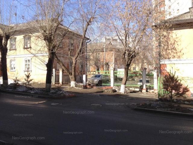 Адрес(а) на фотографии: улица Кренкеля, 3, Екатеринбург