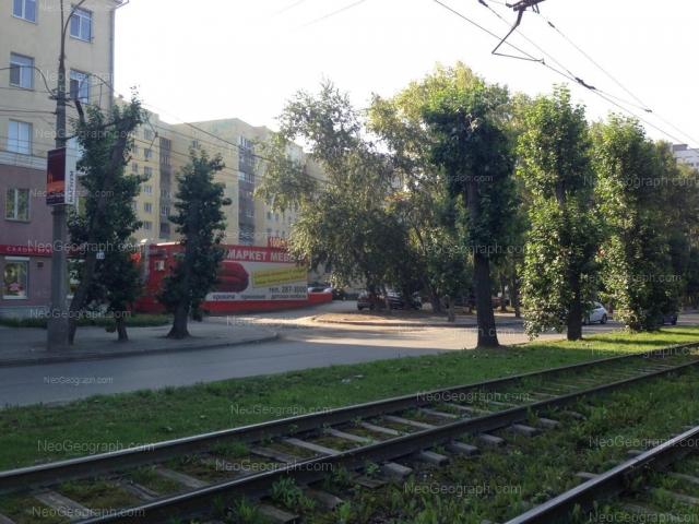 Адрес(а) на фотографии: улица Электриков, 23, Екатеринбург