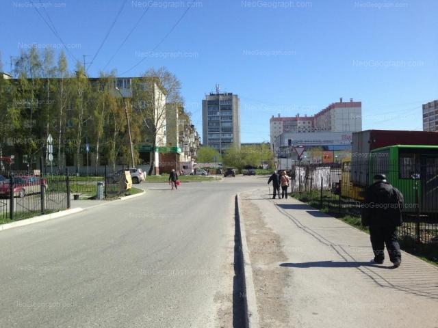 Адрес(а) на фотографии: Ангарская улица, 50, 50а, Екатеринбург