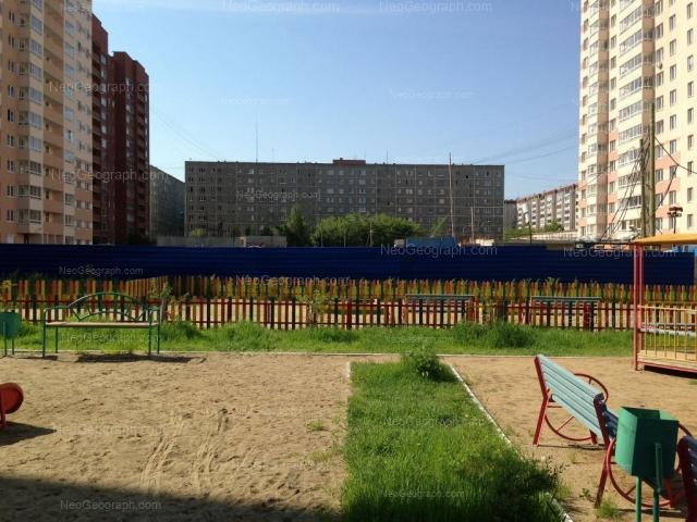 Адрес(а) на фотографии: Боровая улица, 21А, 23, 29, 31, Екатеринбург