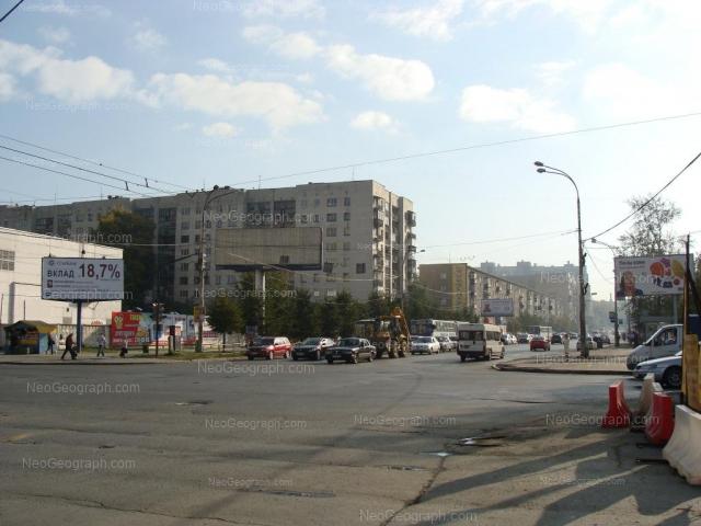 Адрес(а) на фотографии: улица Крауля, 8, 10, Екатеринбург