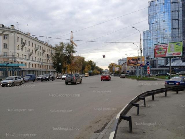 Адрес(а) на фотографии: улица Челюскинцев, 15, 15а, 92, Екатеринбург