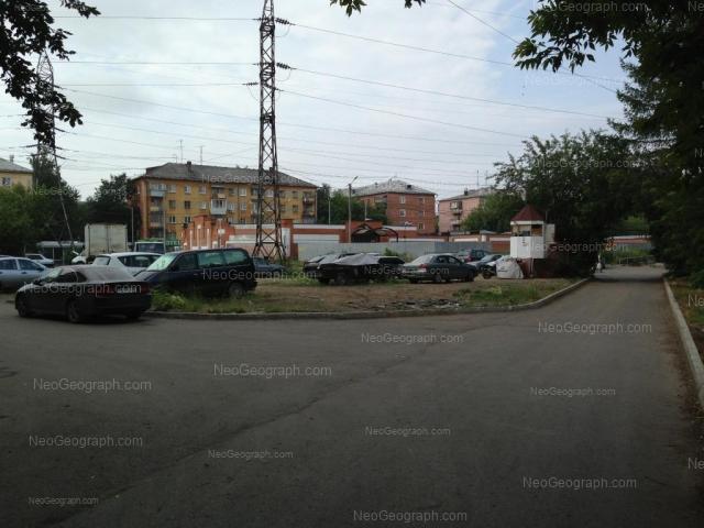 Адрес(а) на фотографии: улица Восстания, 7, 9, 11, Екатеринбург