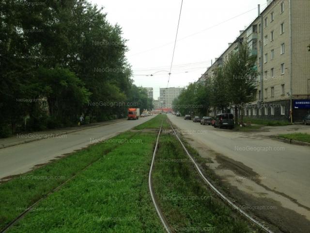 Address(es) on photo: Donskaya street, 31, Yekaterinburg