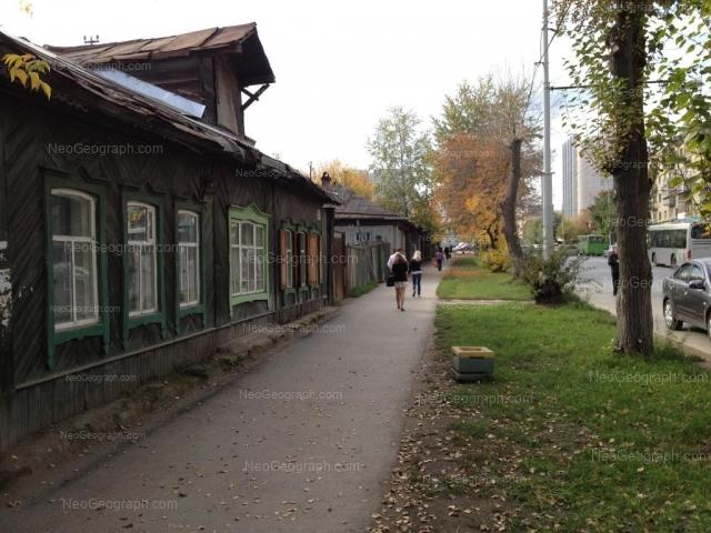 Адрес(а) на фотографии: улица Щорса, 57, 59, Екатеринбург