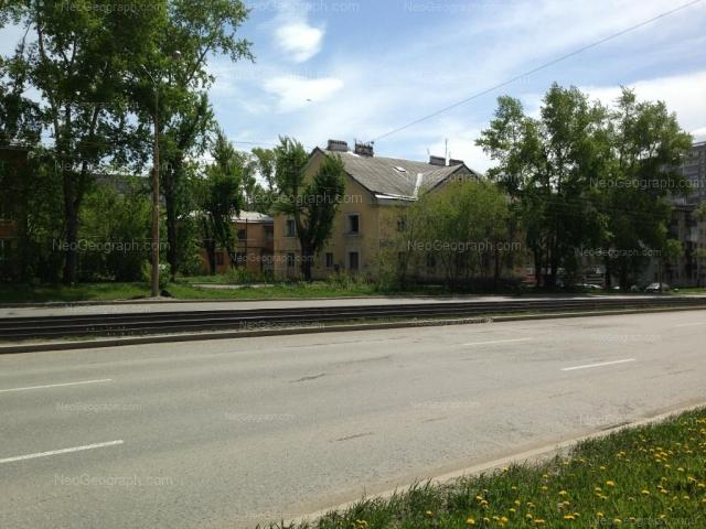 Адрес(а) на фотографии: улица Бебеля, 170, 176, 176А, Екатеринбург