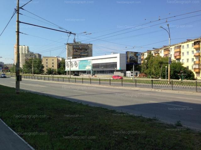 Адрес(а) на фотографии: проспект Космонавтов, 25А, 27, 27А, 29, 29Г, Екатеринбург