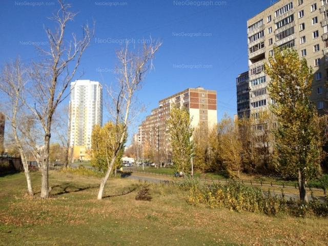 Адрес(а) на фотографии: улица Луначарского, 221, Екатеринбург