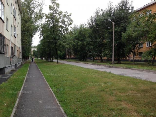 Адрес(а) на фотографии: улица Ломоносова, 9, Екатеринбург