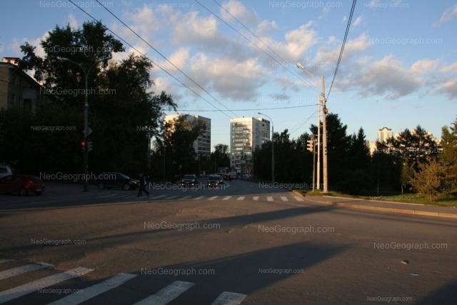 Address(es) on photo: Sverdlova street, 2, 4, Yekaterinburg