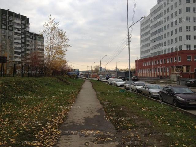 Address(es) on photo: Krestinskogo street, 50, 51, 52, Yekaterinburg