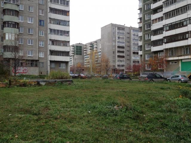 Address(es) on photo: Krestinskogo street, 53, 55 к1, 55 к2, 57, Yekaterinburg