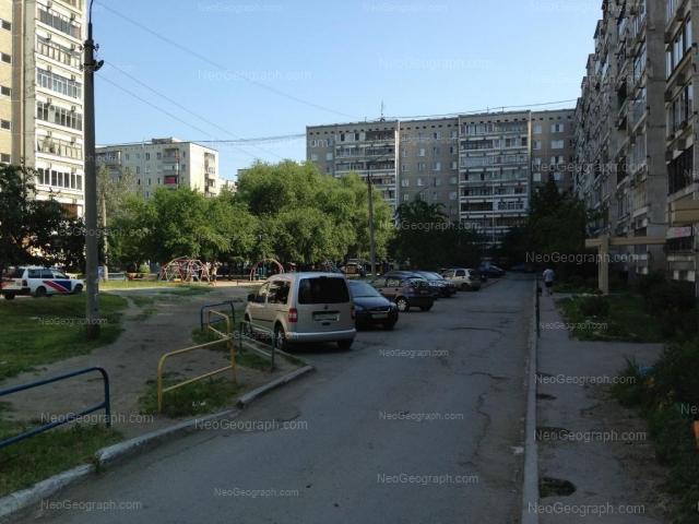 Адрес(а) на фотографии: улица Индустрии, 28, Екатеринбург