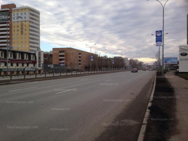 Address(es) on photo: Mashinnaya street, 3, Yekaterinburg
