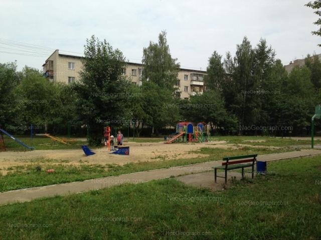 Адрес(а) на фотографии: улица Фрезеровщиков, 25/2, Екатеринбург