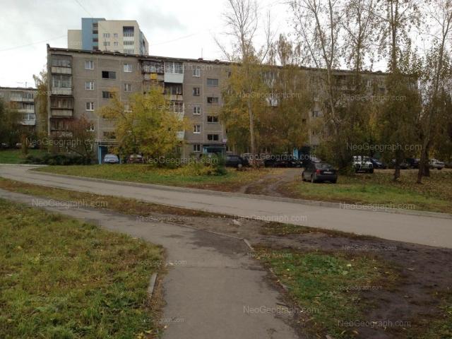 Адрес(а) на фотографии: Заводская улица, 43 к4, Екатеринбург