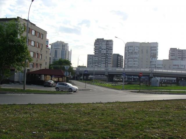 Адрес(а) на фотографии: улица Шейнкмана, 121, 128, 130, 134А, Екатеринбург