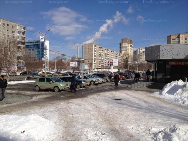 Адрес(а) на фотографии: Белореченская улица, 6, 8, Екатеринбург