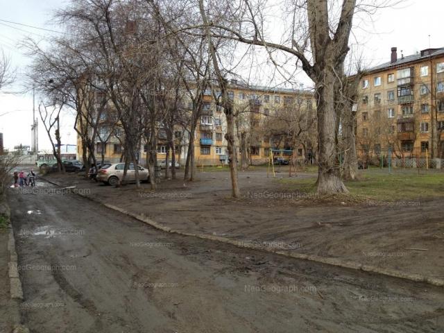 Адрес(а) на фотографии: улица Миномётчиков, 36, 38, Екатеринбург