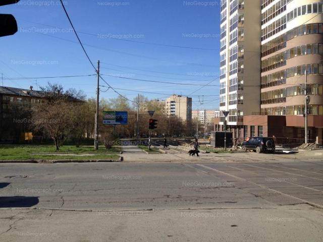 Адрес(а) на фотографии: Белореченская улица, 1, 7, Екатеринбург