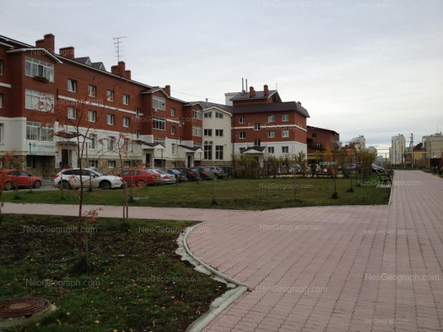 Адрес(а) на фотографии: улица Барвинка, 16, Екатеринбург