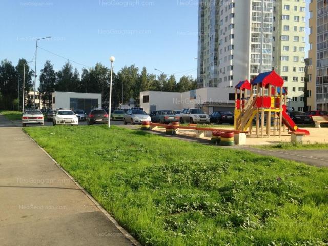 Адрес(а) на фотографии: улица Электриков, 26, Екатеринбург