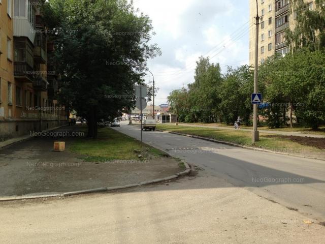 Address(es) on photo: Lomonosova street, 26, 55, Yekaterinburg