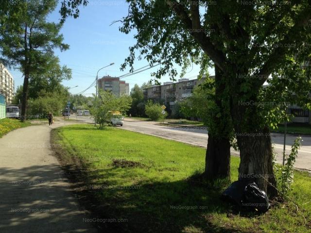 Адрес(а) на фотографии: Бисертская улица, 22, 26, Екатеринбург
