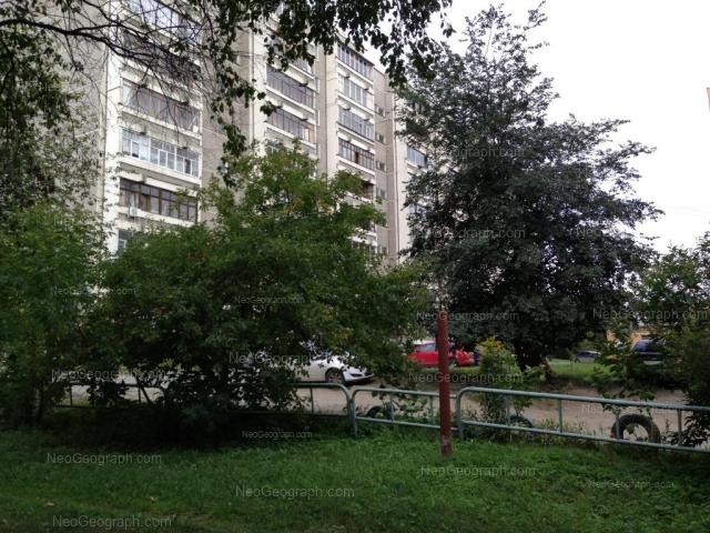 Адрес(а) на фотографии: Агрономическая улица, 7, Екатеринбург