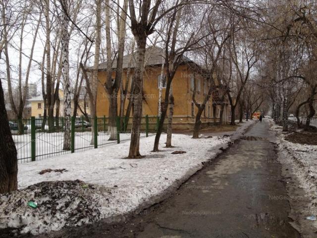 Address(es) on photo: Entusiastov street, 23, Yekaterinburg