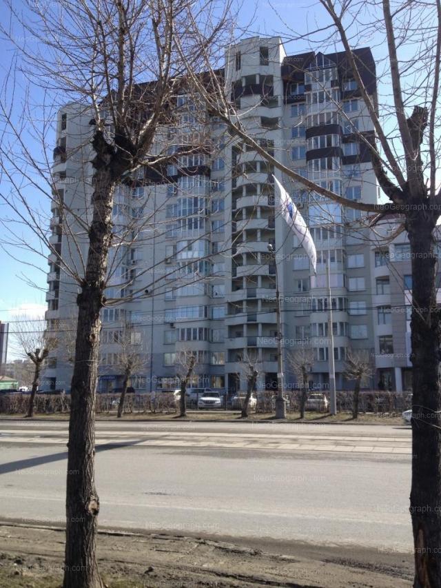 Адрес(а) на фотографии: улица Маршала Жукова, 13, Екатеринбург