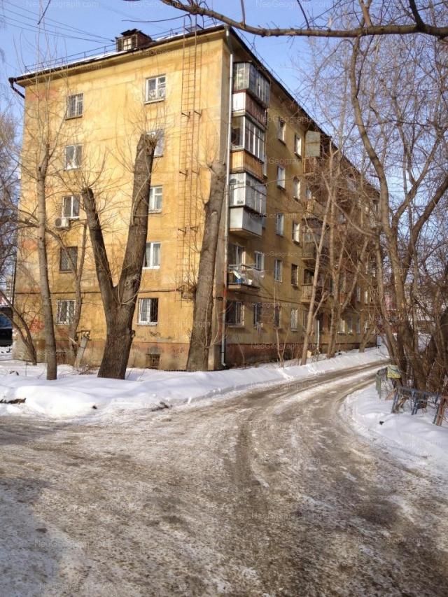 Адрес(а) на фотографии: Восточная улица, 22, Екатеринбург