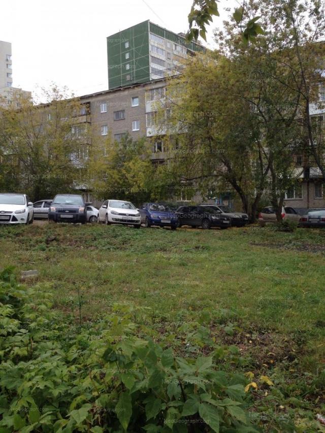Адрес(а) на фотографии: улица Металлургов, 4, 4А, Екатеринбург