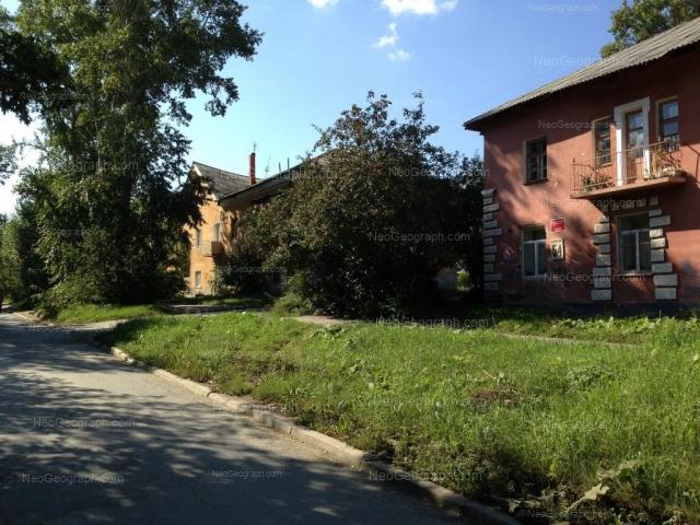 Адрес(а) на фотографии: Агрономическая улица, 54, 56, Екатеринбург