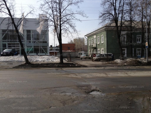 Адрес(а) на фотографии: улица Бабушкина, 11, Екатеринбург