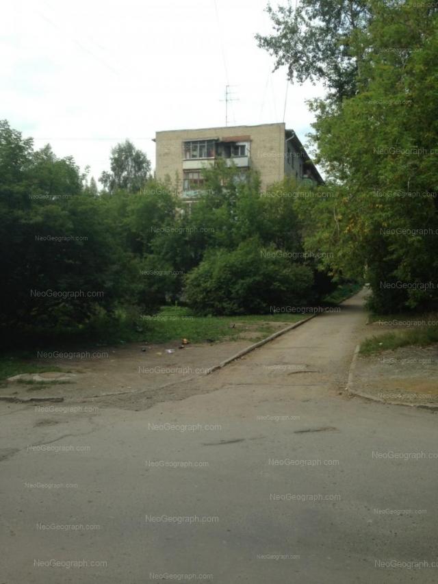 Адрес(а) на фотографии: улица Патриса Лумумбы, 81, Екатеринбург