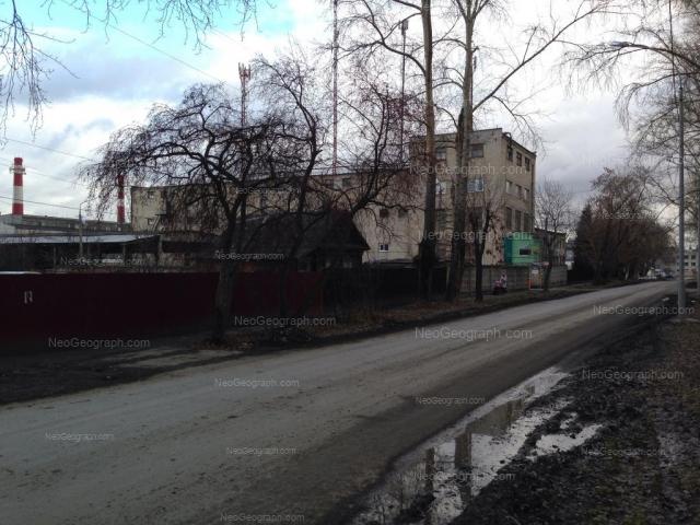 Адрес(а) на фотографии: Карельская улица, 52, Екатеринбург