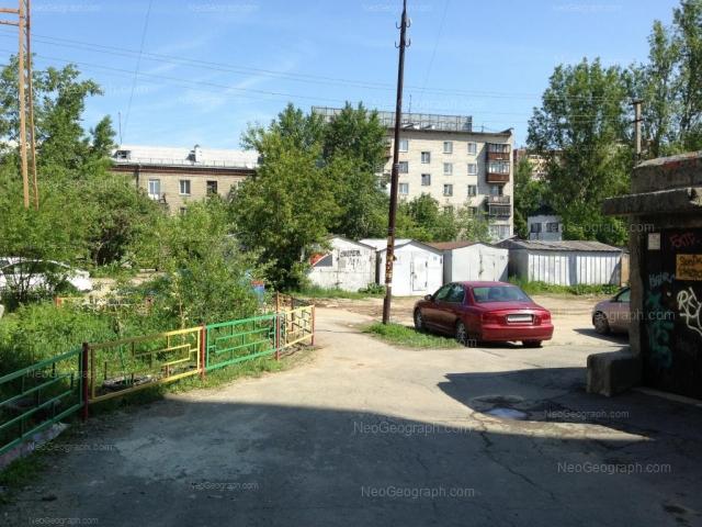 Адрес(а) на фотографии: улица Сулимова, 59, Екатеринбург