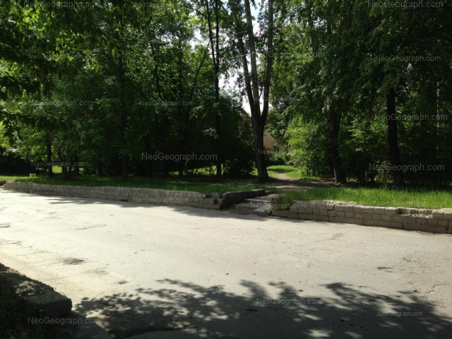 Адрес(а) на фотографии: улица XXII Партсъезда, 7, 9, 11, Екатеринбург